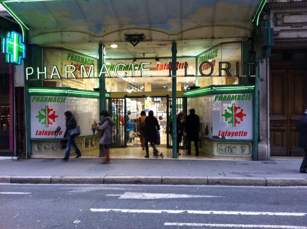 Pharmacie florit