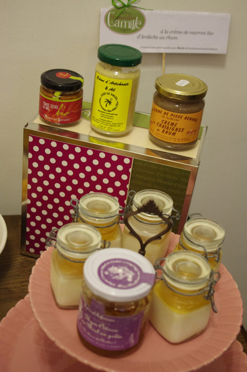 Yaourt et gelée de thym citron miel par Estelle S. de Qui l'eut cuit