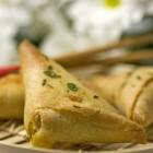 Cuisine aux algues Episode #3 – Samoussa de truite et algues Wakamé bio