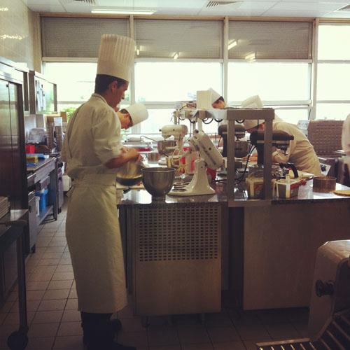 Institut paul bocuse le blog de camille - Cours de cuisine bocuse ...